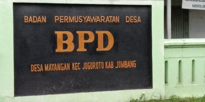 Kantor BPD segara bentuk Panitia PilKDAW
